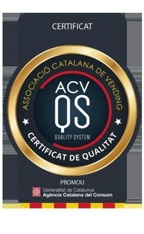 Certificat de Qualitat