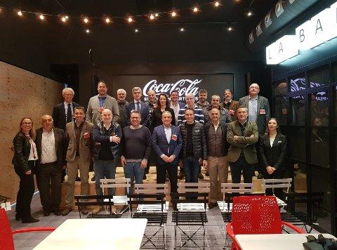 Visita CocaCola Martorelles 2020