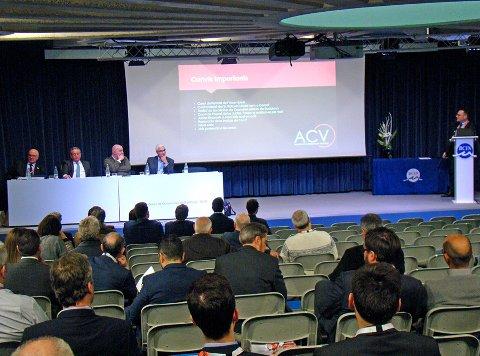 """Asamblea General de Socios, Showroom """"Som Professionals"""" y Cena Gastronómica"""